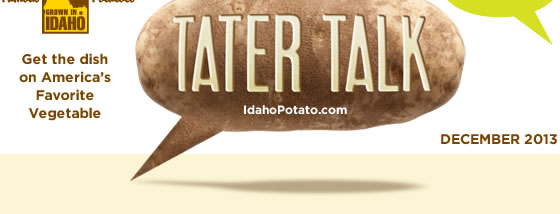 Idaho Potato Commission Tater Talk